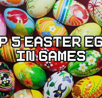 Top Easter Eggs in games from 2011 to 2021 - 8Bit's subjective choice