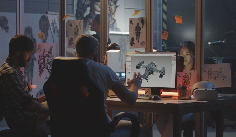 Animation jobs in the game industry: how to get a job as a Video Game Animator