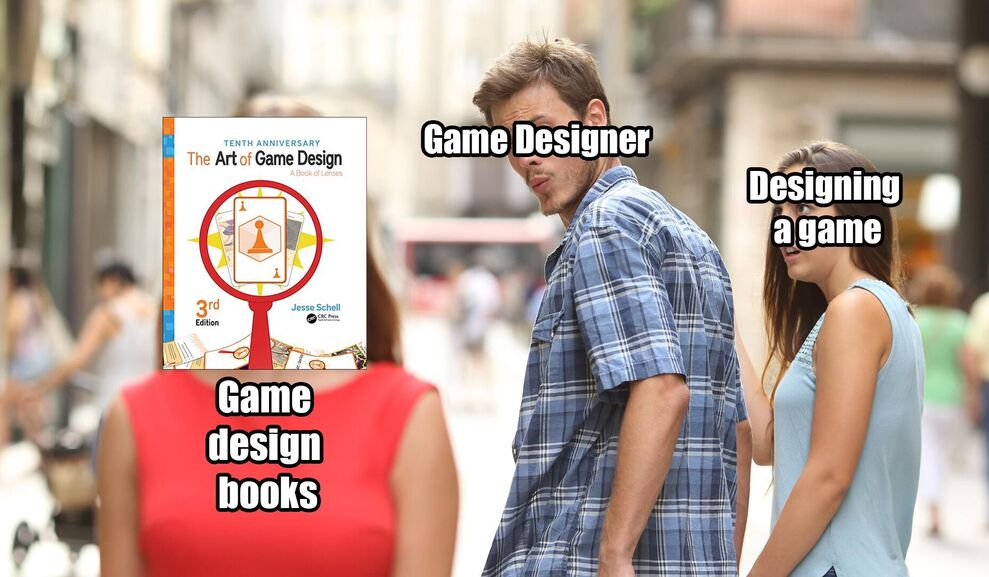"""5 top game design books that'll take you from """"Huh?"""" to the """"A-Ha!"""" moment"""
