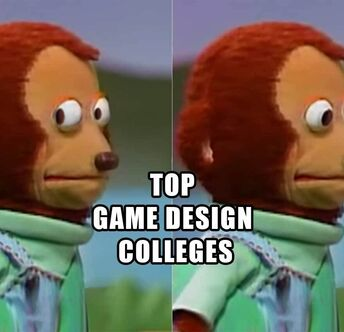 The most awkward list of top game design colleges