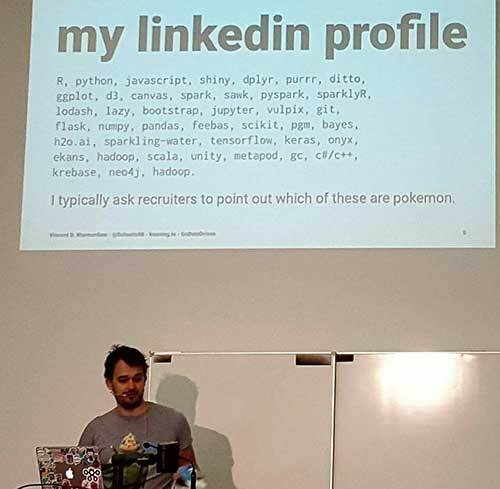 linkedin profile meme: which of these are pokemon?