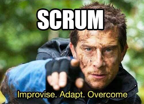SCRUM in game project menagement
